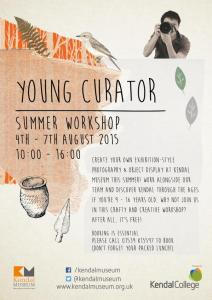 young curator